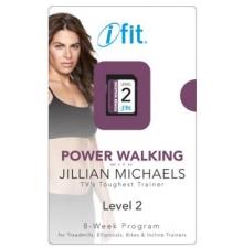 iFIT Power Walking edzésprogram futópadhoz - 2. szint