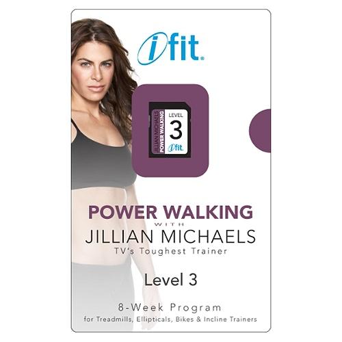 iFIT Power Walking edzésprogram futópadhoz - 3. szint