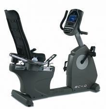 U.N.O. Fitness RC 4.0 háttámlás szobakerékpár ergométer