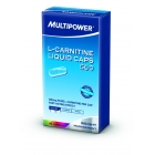 Multipower L-Carnitine Liquid caps 500