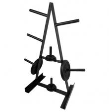 Tunturi 30 mm-es súlytárcsa tartó állvány