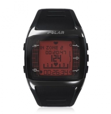 Polar FT60 Black-Red pulzusmérő óra