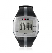 Polar FT7 Silver pulzusmérő óra