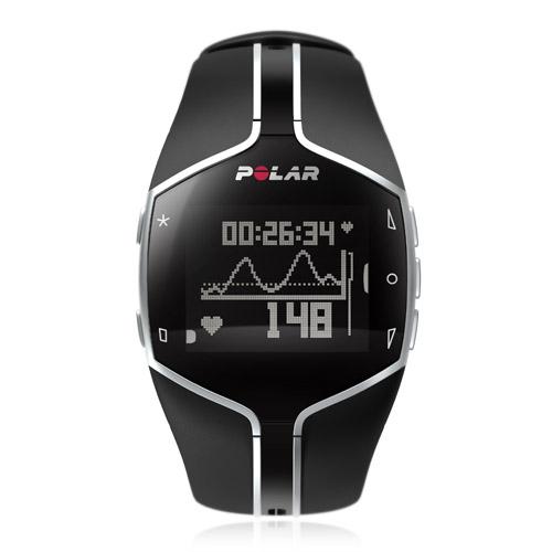 Polar FT80 Black pulzusmérő óra