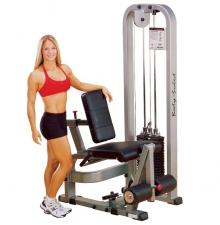 Body-Solid Pro Club Line  SLE 200/2 lábnyújtógép
